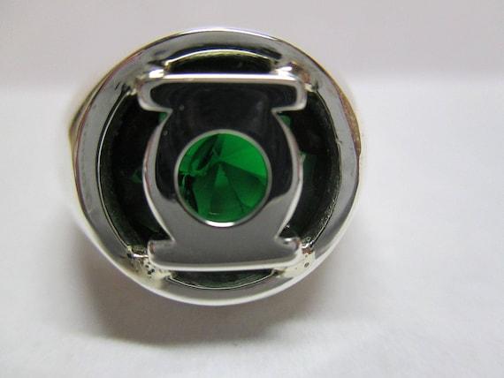 bague homme green lantern