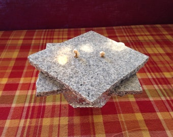 NY Marble Candle (Two Wicks) 11