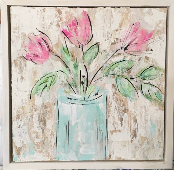 Original Painting, Art, Abstract Art, Painting, Modern Farmhouse, Original Art, Wall Art, Wall Decor,