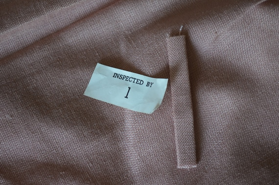 rose linen trousers - 26x28 - image 9