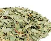 ORGANIC EUCALYPTUS LEAVES Dried Shredded Teabag Cut Bulk Natural Air Purifier Respiratory Remedy Decongestant Sinus Throat Soother Incense