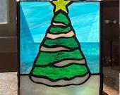 Festive Tree Candleholder