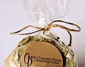 It's Tamanu Thyme Cleansing Grains Facial Scrub for Oily Skin - BULK 6 oz
