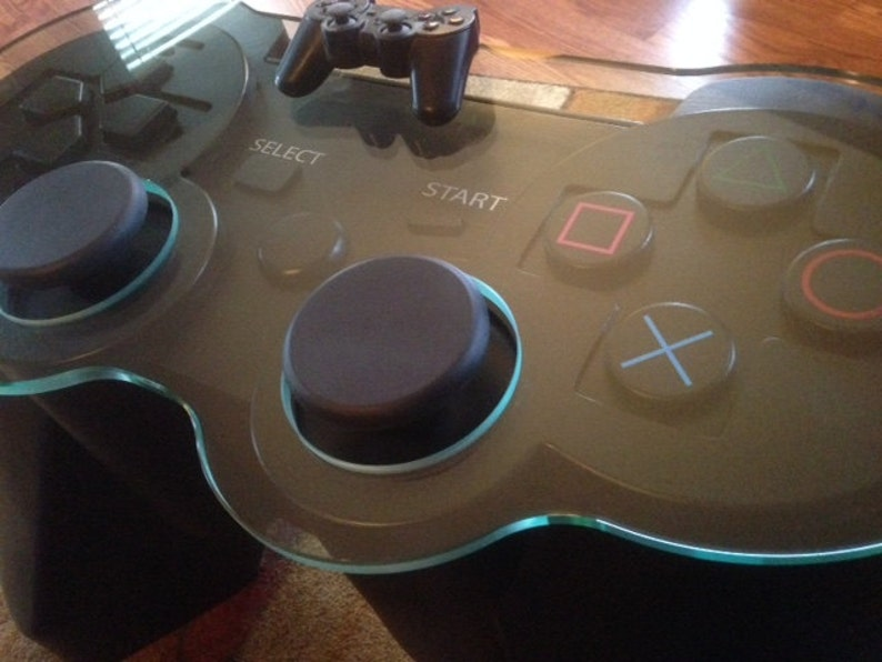 Handmade Game controller table image 0
