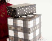 "HOLIDAY rosy twinkle 20"" x 29"" gift wrap sheets 2 pk"