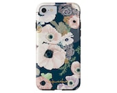 UNE FEMME floral tech case iPhone X/Xs, iPhone Xs Max, iPhone XR. iPhone 8/8 Plus, iPhone 7/7 Plus, Samsung Galaxy S6 + more!