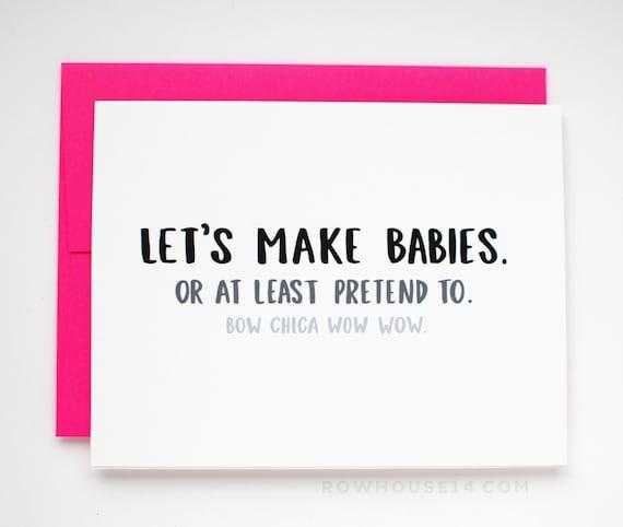 Naughty Valentines Card Funny Valentine S Day Card I Etsy