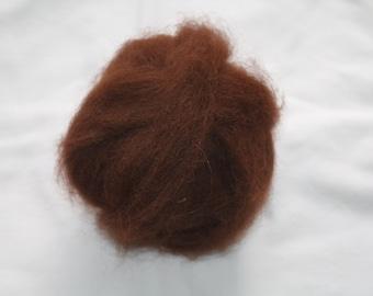 Alpaca fiber roving