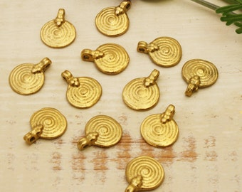 20 Or 50PCs Baking Pan Antiqued Silver Plated Cooking Charm Pendants C7979-10