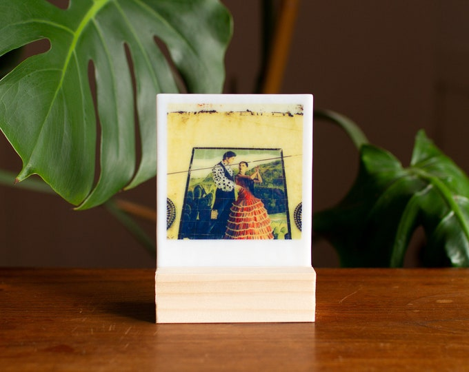 Instant Glass Picture, Sacromonte Series