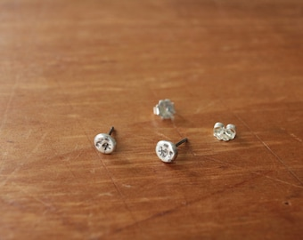 pacem stud earrings #4