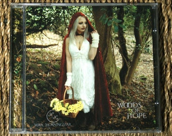 Woods of Hope ~ Mira Morningstar CD Jewel Case signed or unsigned Limited Edition