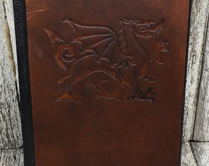 Large Sketchbook Welsh Dragon
