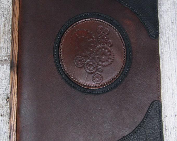 Three Ring binder spell cards game master GM