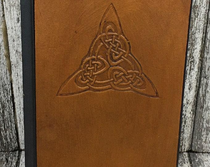 Large Sketchbook Celtic Tri-knot