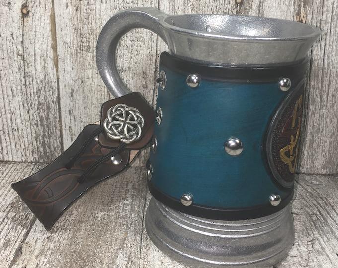 Deluxe Celtic mug frog