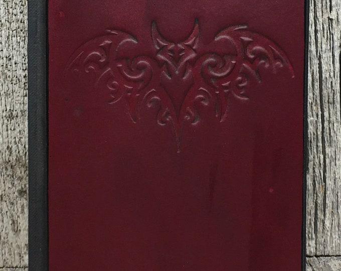 Large Sketchbook Gothic Tribal Bat