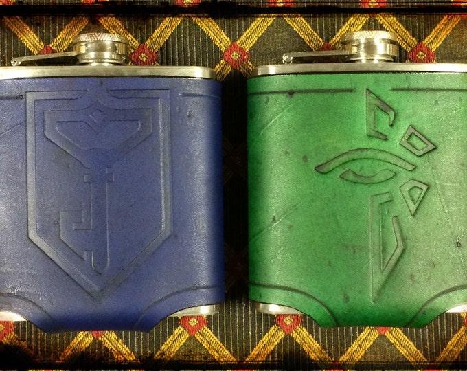 6 oz stainless ateel pocket flask ingress resistance enlightened