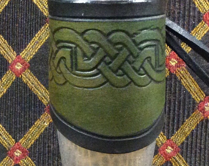 Celtic knot work band shot horn