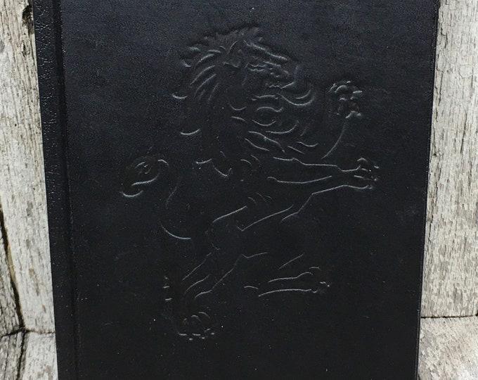 Large Sketchbook Rampant Lion