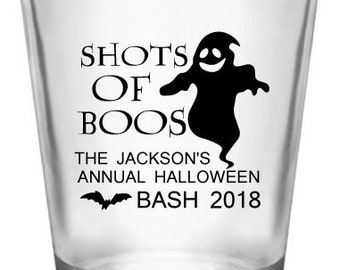 popular items for halloween shots