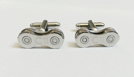 Campagnolo C9 Bike Cufflinks