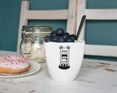Mug with Funny Monsters, Quirky Mug with Monsters, Kids Cup, Kids Tableware