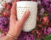 Spiky Mug, Spiked Coffee Mug, Quirky Mug