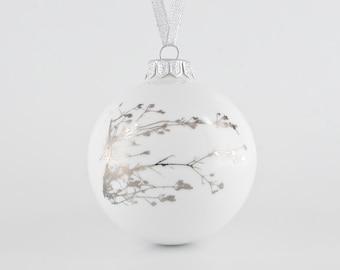 Christmas Ornament, Handmade Christmas Decoration, Modern Christmas Decor