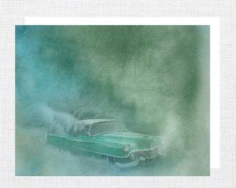 Classic Dream Car Note Cards
