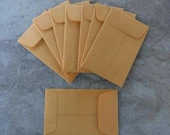 kraft material brown paper Kraft  paper bundle scrapbooking kraft envelopes kraft envelopes junk journal kraft kit Manila envelopes.