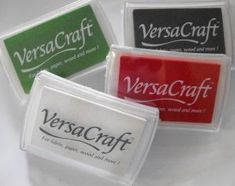VersaCraft Ink Pad - Multipurpose water-based pigment ink