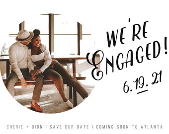 Save the Dates for wedding, wedding save the date magnets, wedding save the date postcards, save the dates, custom save the dates