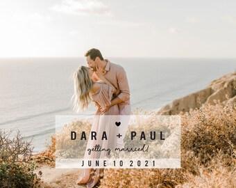 Save the Dates, wedding save the dates, wedding save the date postcards, wedding magnets, save the dates, 2020 save the dates