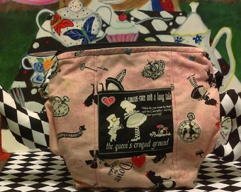 Alice in Wonderland Teapot Purse