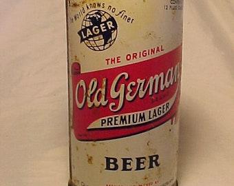 Detroit MI Detroit Brewing Co Radler German Style Lager Beer Bottle PlanterVaseCandle HolderCatch All You For Your Desk