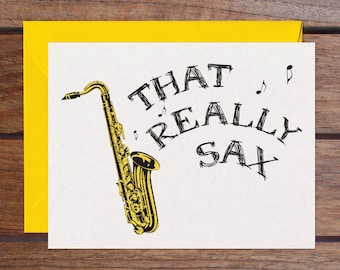 That Really Sax
