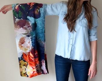 Nevaeh  - Art scarf