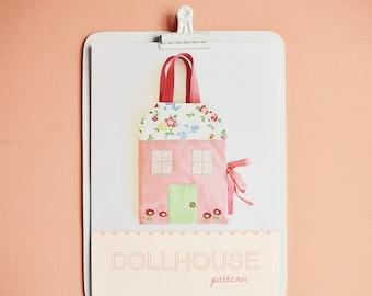 dollhouse pdf pattern/tutorial