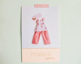 Posie's pajamas pdf pattern/tutorial