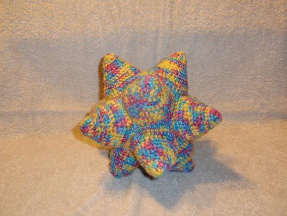 Petit Crochet Grab Ball