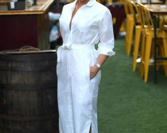 291a5749127e WHITE DRESS with SLEEVES