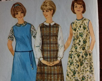 Vintage simplicity pattern 5384, size 16, from 1963