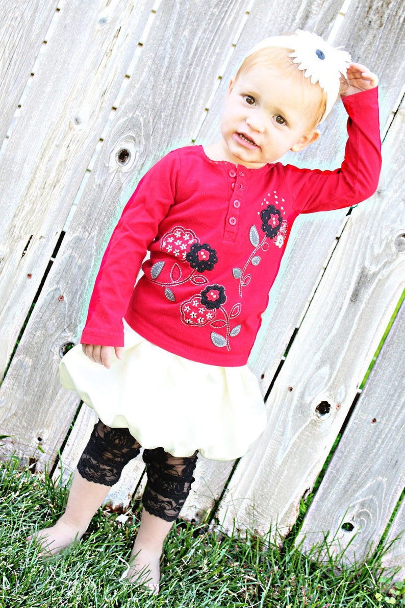 INSTANT DOWNLOAD Sadie Bubble Skirt PDF Sewing Pattern By image 0