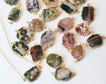 Necklaces • Gem Slice