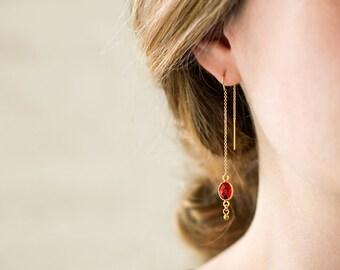 Earrings • Threaders