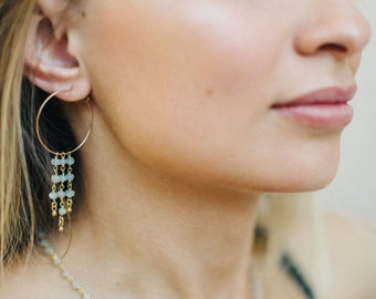 Earrings • Hoops