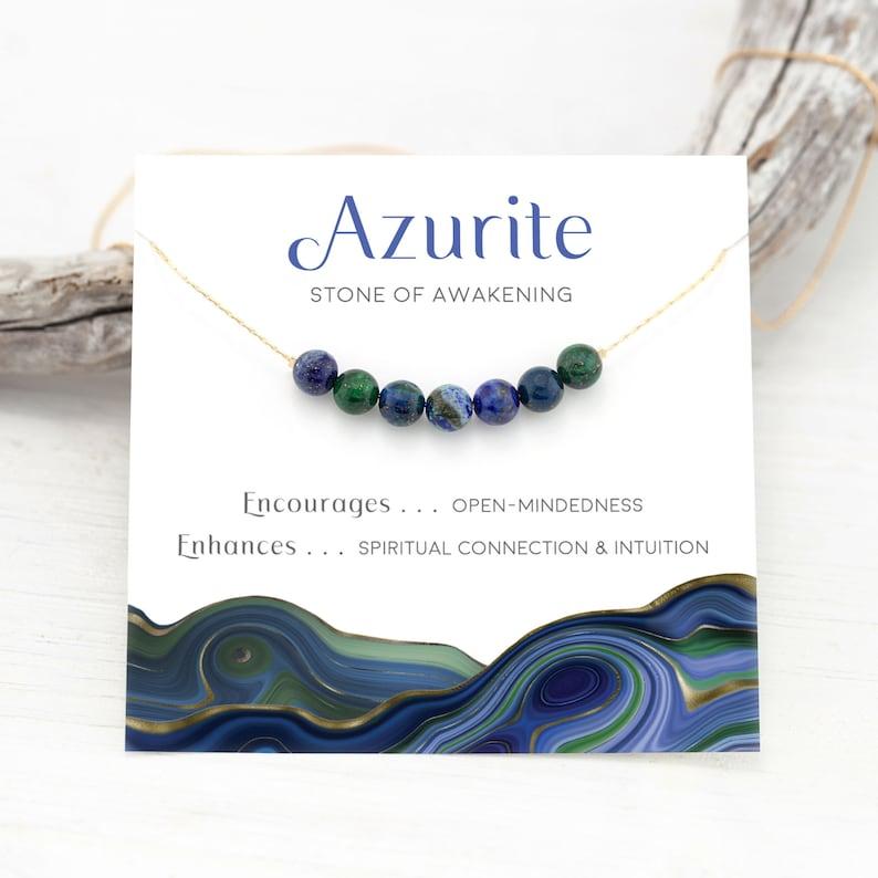 Natural Unakite Jasper Necklace Stone of Progress Charged Healing Crystal Energy Bar Necklace Bridesmaid Gift Dainty Gemstone Choker