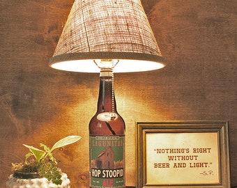 Lagunitas, Beer, Bottle Lamp, IPA, Gift, Craft Brew, Free US Shipping