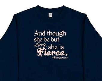 Shakespeare sweater   Etsy